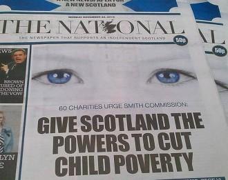 L'independentisme escocès ja té diari