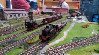 El Tren d'Olot, a punt de viatjar a París