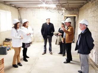 La nova cuina del Centre Sanitari podria entrar en funcionament el mes de gener