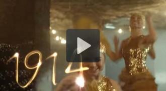 Vés a: El nou anunci de Freixenet brinda «pels pròxims 100 anys junts»