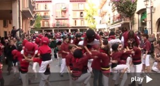 El vídeo de la gran festa de la canalla a Cambrils