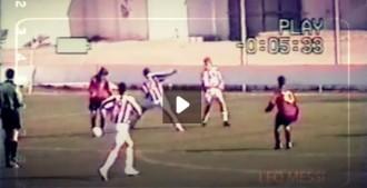Vés a: «Marcats per Messi», els inicis de l'argentí al Barça