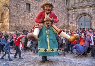 Una foto del Carnaval de Solsona obtè el tercer premi del concurs «El Fet Geganter» 2014
