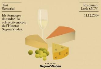 Vés a: Els millors formatges de tardor i els vins de l'Heretat tenen cita a Barcelona