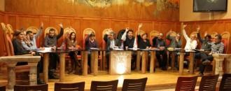 Vés a: Els regidors de l'Ajuntament de Montblanc s'autoinculpen pel 9-N