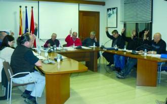 ERC Hostalric vol explicacions de l'alcalde per les dietes de 'la Caixa'