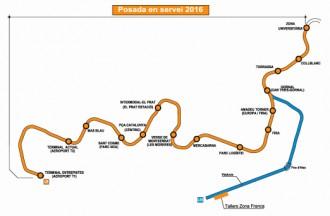 Vés a: La L9 de Metro a l'aeroport, al 2016 i amb «suplement» tarifari