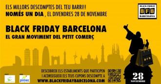 Vés a: Les rebaixes del «black friday» arriben als comerços de Barcelona