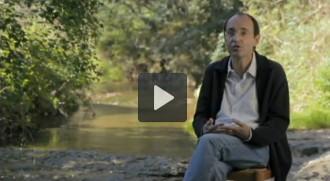 L'escriptor Antoni Pladavall relata la seva infància a Osona al Canal 33