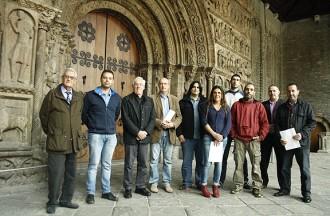 Vés a: Ripoll exhibeix unitat política per impulsar la candidatura de la Portalada