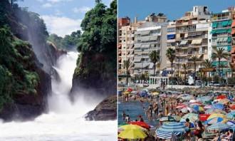 El «Guardian» pregunta si Uganda és millor destí turístic que Espanya