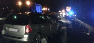 Una noia de 23 anys de Reus perd la vida en un accident a la C-14 a Alcover