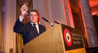 L'ambaixador a Londres també passa a l'ofensiva, contra «The Economist»