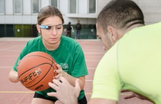 Et molaria provar les Google Glass?