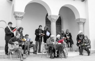 Till-Tall Grup de Teatre de Llinars del Vallès homenatja Joan Vinyoli
