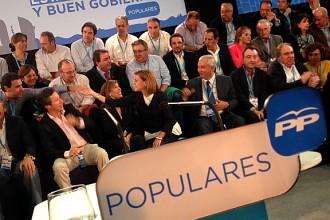 Cospedal: «Els catalans necessiteu repetir-vos que tenim un destí comú»