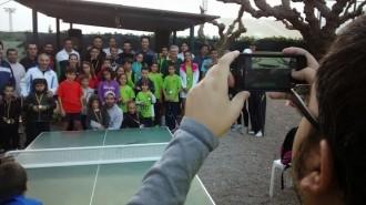 El Tennis TDB celebra el seu tercer campionat de pares i fills
