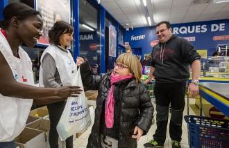 Més de 60 tones de solidaritat al Gran Recapte d'Aliments