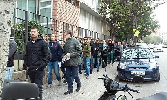Els jutjats de Manresa reben cinc denúncies de PxC contra el 9-N