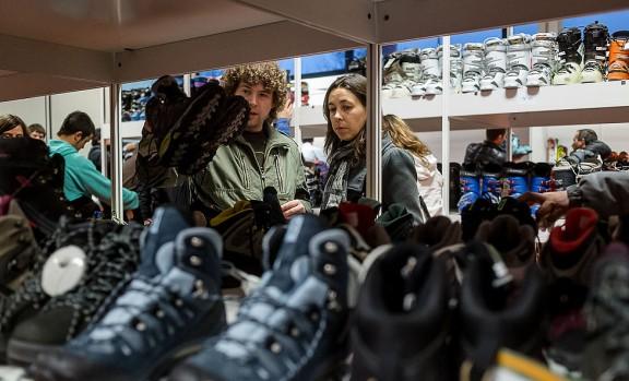 La renovada Fira de la Muntanya i el Llibre incrementa vendes i visitants