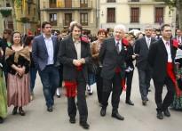 Vés a: De Cospedal als sobiranistes: «Abandoneu les barricades»