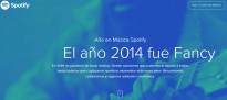 La banda sonora del 2014 d'Spotify