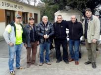 Olius Negre venç a la Tirada de bitlles catalanes de la Fira de Santa Llúcia