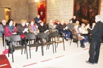 Comencen els assaigs pels cantaires de la Missa del Gall