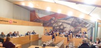 El Consell Comarcal d'Osona aprova un pressupost lleugerament a la baixa