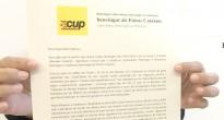 Vés a: La CUP escriu a Pablo Iglesias: «Benvingut als Països Catalans però...»