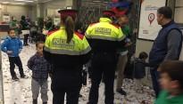 Vés a: Membres de la PAH ocupen l'oficina de Banesto a Vic
