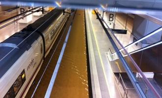 Es restableix el servei d'alta velocitat en el tram entre Girona i Barcelona