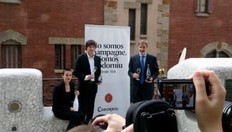 Vés a: Codorníu presenta la seva campanya més global amb la mirada al món