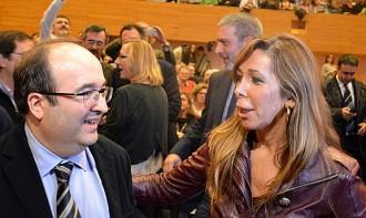 Iceta dispara el sentiment espanyolista dels votants del PSC