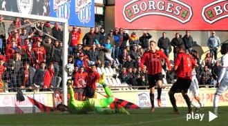 El partit entre el Saragossa B i el CF Reus, en directe