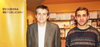 ERC Solsona aposta per la joventut i polivalència del Josep Maria Parcerisa