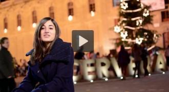 Cervera fa Nadal amb un videoclip