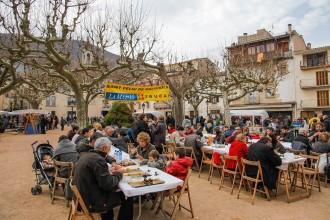 La Garrotxa, amb La Marató de TV3