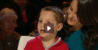 En Guerau Pallàs: l'olotí de 5 anys que emociona a La Marató de TV3