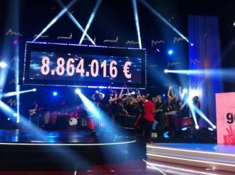 La Marató de TV3 recull 8.864.016 euros