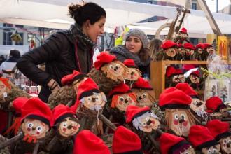 Les fires de Santa Llúcia marquen l'inici del Nadal