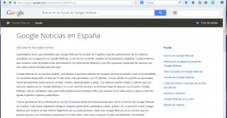 Google News ja no existeix