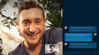 Skype ja ofereix un traductor simultani de veu i text