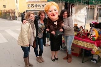 «La Grossa» visita la Garriga