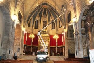 La Catedral es posa guapa