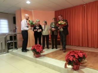 Medalla centenària per Nativitat Pascual de Sant Antoni de Vilamajor