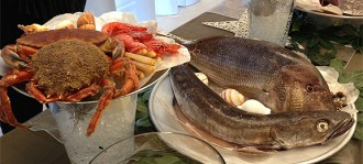 Un Nadal de peix i marisc, sí o sí