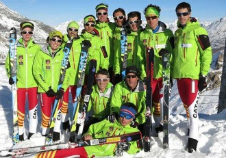 La Molina acollirà la presentació de la selecció catalana d'esquí de muntanya