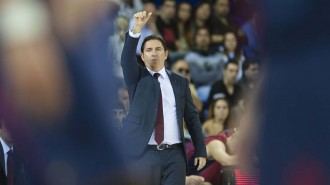 Xavi Pascual renova amb el FC Barcelona fins al 2017