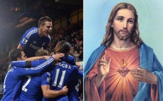 Vés a: El 20% dels nens britànics creu que Jesucrist és un jugador del Chelsea